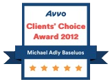 AVVO Clients' Choice 2012