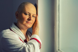 Breast Cancer Survivor in Pain